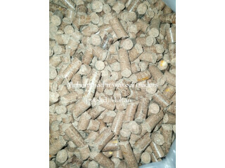 Cattle feed pallets