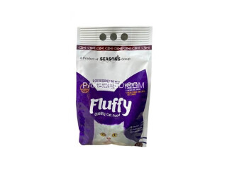 Fluffy Cat Feed 1.2 kg